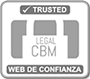 Sello de confianza legal cbm